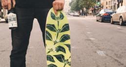Slingshot Coffee Skateboards