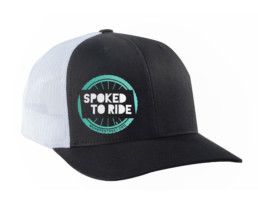Spoked to Ride Baseball Hat