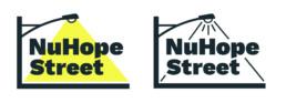 NuHope Street Logo Variations