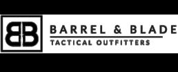 Barrel & Blade logo